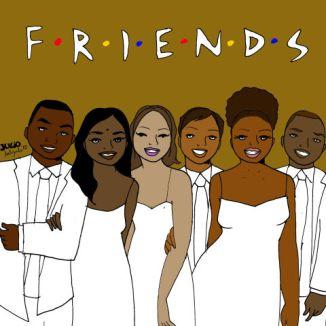 Friends_Illustration